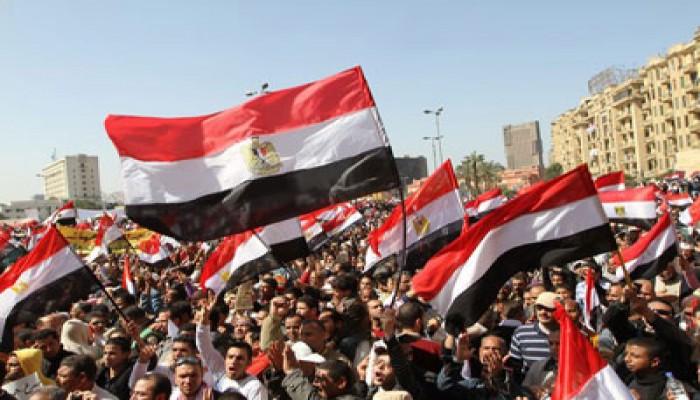 توافد كبير على ميدان التحرير للمطالبة بالقصاص والتطهير