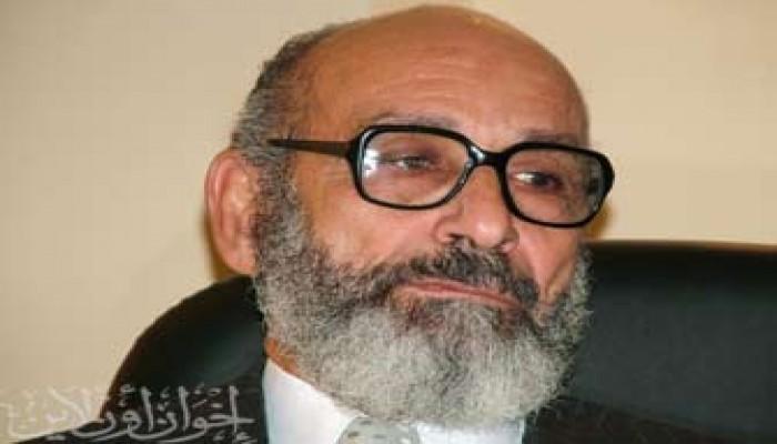 المرشد العام ينعى للعالم الإسلامي الاقتصادي الكبير د. عبد الحميد الغزالي