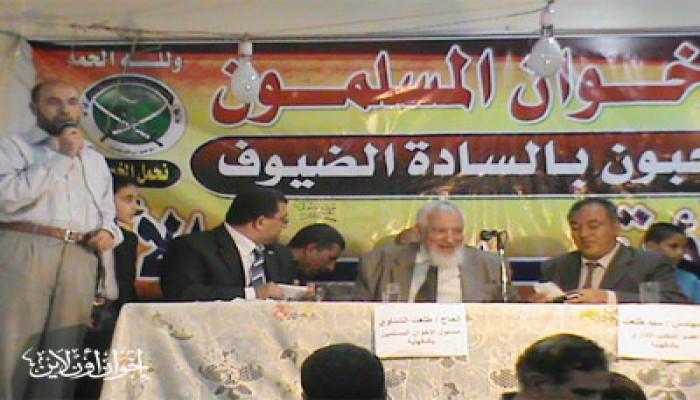 طلعت الشناوي: الإخوان يقدمون تضحيات في خدمة الوطن