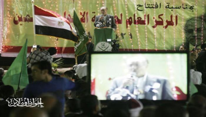 عبد العزيز مخيون: التاريخ يشهد على دور الإخوان في الفن