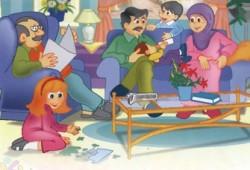 دور الأب في تربية الأبناء (2- 2)