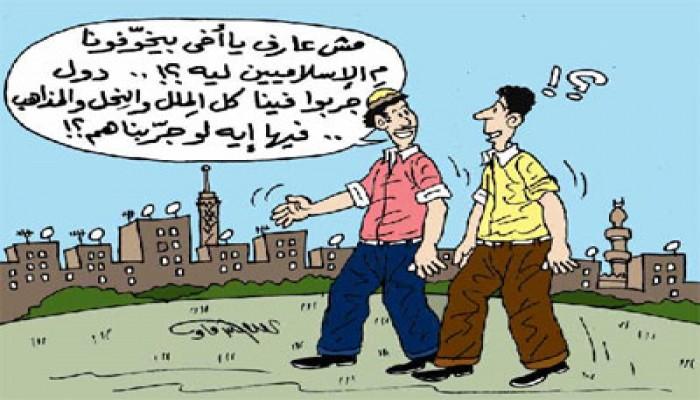 فوبيا الإخوان.. ملف خاص