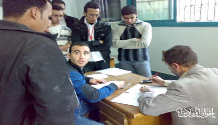 فوز كبير لطلاب الإخوان بجامعة الزقازيق