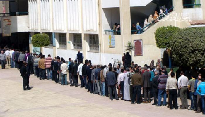 مؤشرات الاستفتاء في شبرا الخيمة تتجه لـ(نعم)
