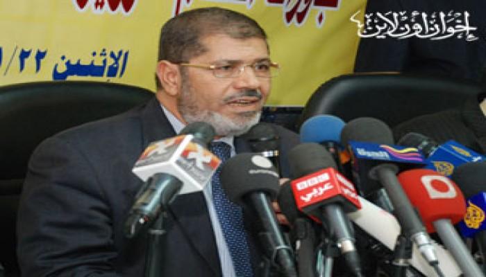 د. محمد مرسي: التعديلات الدستورية بداية الاستقرار لمصر
