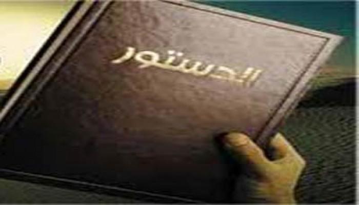 معتز عبد الفتاح: المصالح الشخصية وراء رفض التعديلات الدستورية