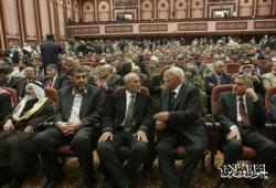 احتفالية الإخوان بالثورة والشاطر ومالك