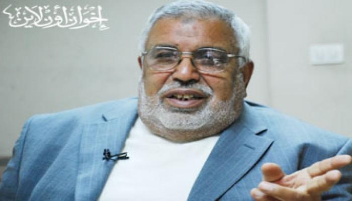 د. رشاد البيومي يهنئ الشاطر ومالك بإطلاق سراحهما