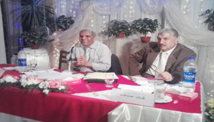 صبحي صالح يحذِّر من انتخابات رئاسية قبل البرلمانية