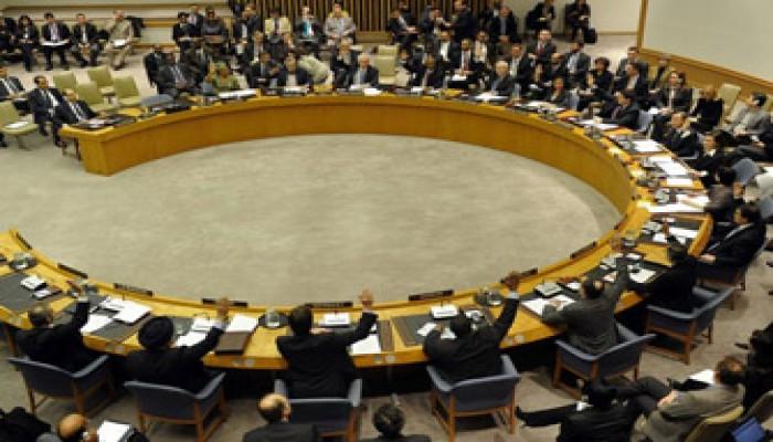 مجلس الأمن يتبنى قرار فرض عقوبات على النظام الليبي