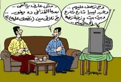 """جمال عبد الغفار يكتب في """"المضحكخانة"""" عن: ملك ملوك بلعوطيا"""