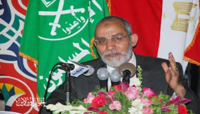 بيان صحفي من الإخوان المسلمين في اليوم السادس عشر من الثورة الشعبية المباركة