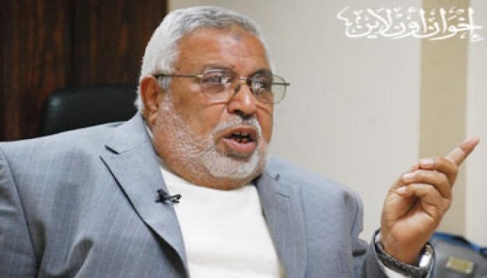 د. رشاد البيومي: نحمل أكفاننا من أجل إنقاذ مصر
