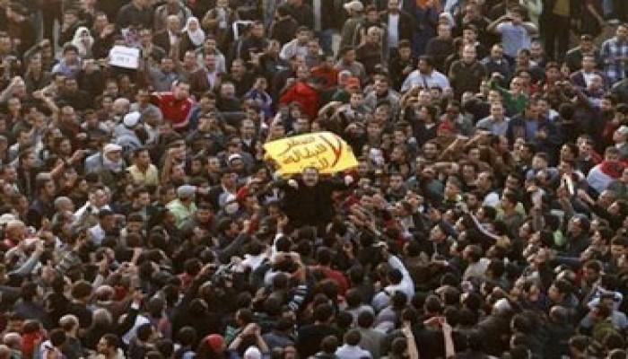 """خريطة مظاهرات """"جمعة الغضب"""" بالقاهرة"""