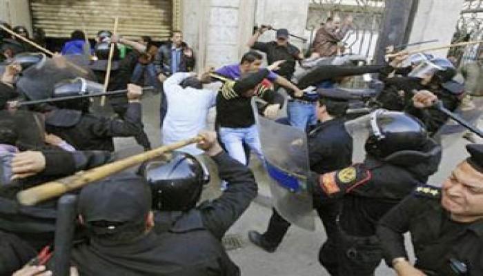 اعتقال 4 ناشطين من الطريق الدولي بكفر الشيخ