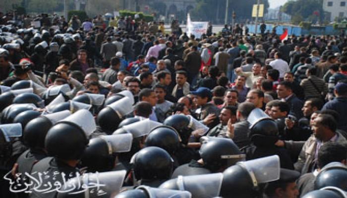 حملة اعتقالات بالمنوفية ودمياط!