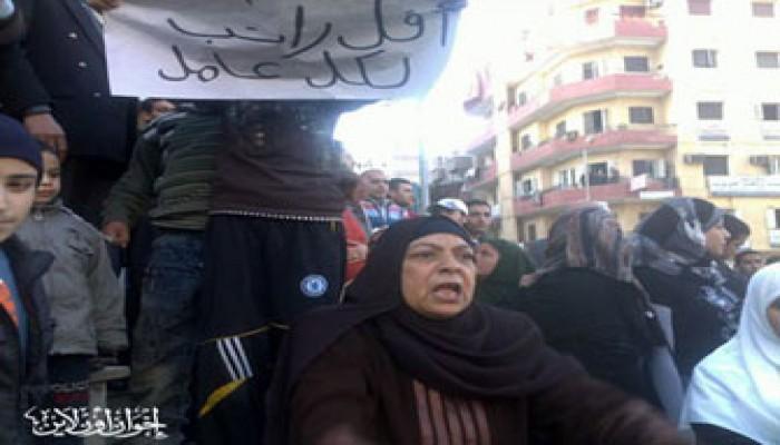 الإسكندرية.. تجدد المظاهرات بعد مناورات بين الأمن والنشطاء