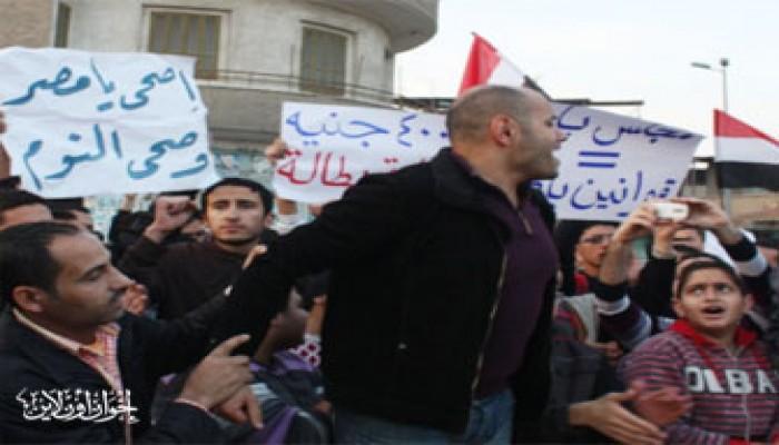 اعتقالات في دمياط.. وحصار أمني لبني سويف