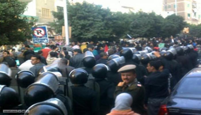 تصاعد المظاهرات بالمحلة.. ومطالب بمحاكمة الفساد