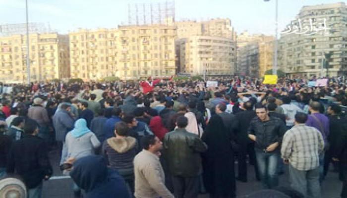 25 يناير.. مظاهرات الغضب