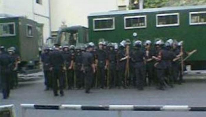 الإسكندرية تتحول ثكنة عسكرية.. وسط استنكار حقوقي