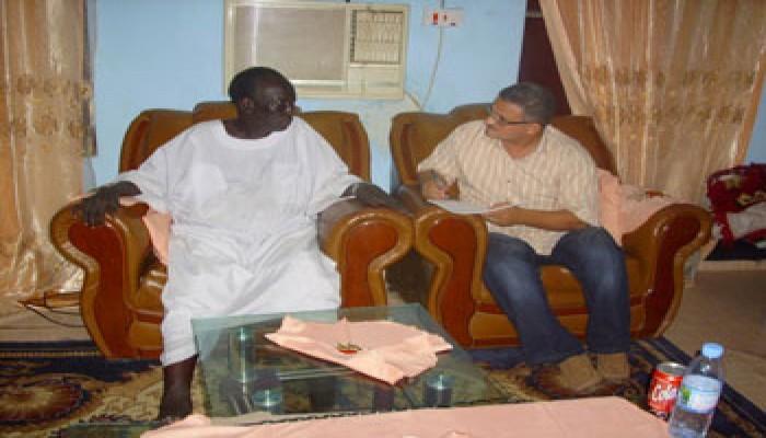 زعيم سلاطين مسلمي جنوب السودان في حوار شامل