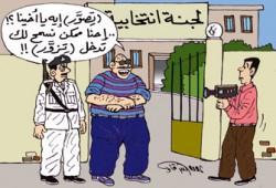 إبليس وأنجاله في الانتخابات!!