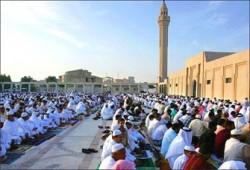 كيفية صلاة العيدين وركعاتها وتكبيراتها