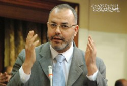 الحسيني يكرِّم المحالين على المعاشات
