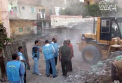 محمود عطية ينظِّم حملات نظافة بشوارع كرموز