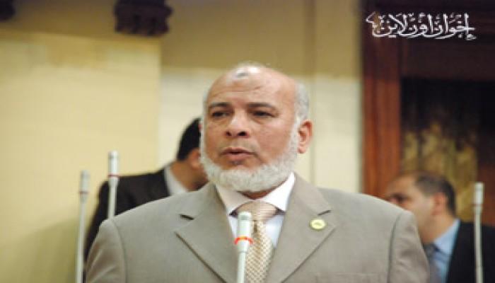 أبو عوف: نواب الإخوان ناقشوا كل القضايا