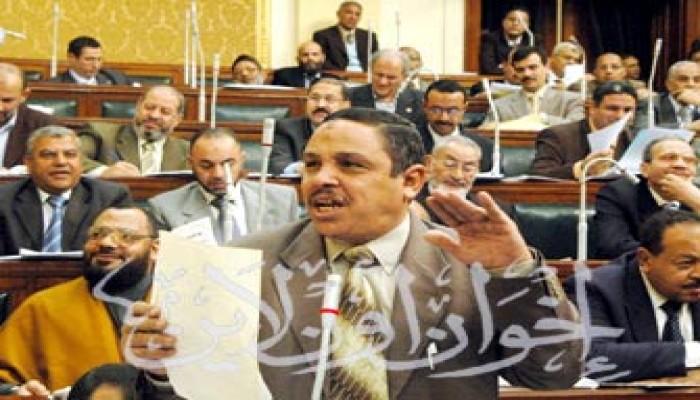 النائب هشام القاضي يتقدم مرشحي الإخوان بقنا