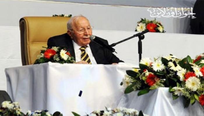 """الزعيم نجم الدين أربكان يرأس حزب """"السعادة"""""""