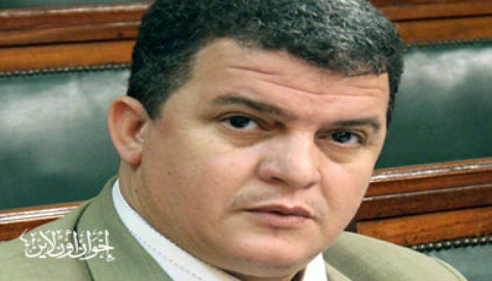 الأمن يقتحم شركة النائب صبري خلف الله عضو البرلمان