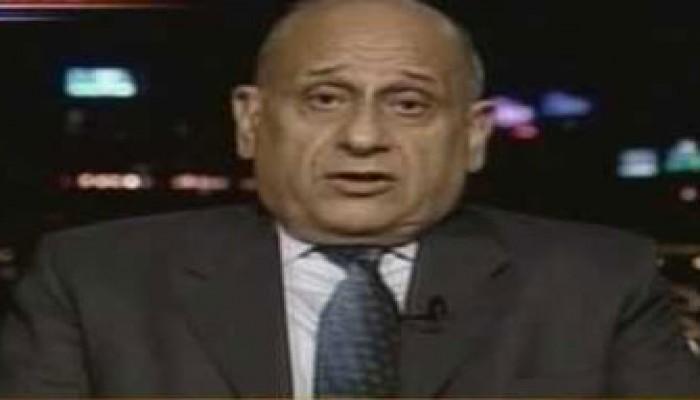 عزاء المرشد العام في وفاة أحمد ماهر الوزير السابق