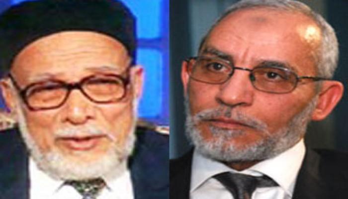 المرشد العام يحتسب عند الله د. عبد الصبور شاهين