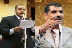 عبد العزيز وخليفة يكرمان 600 متفوق بالسويس