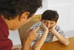 الخوف عند الأطفال ومسبباته
