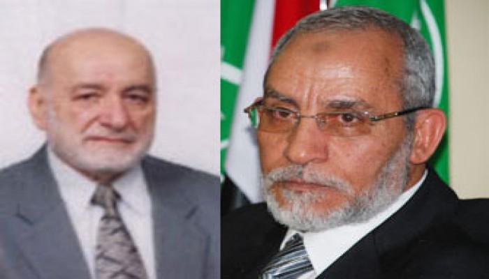 المرشد العام يقدِّم العزاء في الداعية الدكتور عدنان سعد الدين