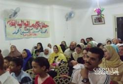 """نائبا """"مينا البصل"""" يحتفلان بالمواليد الجدد"""