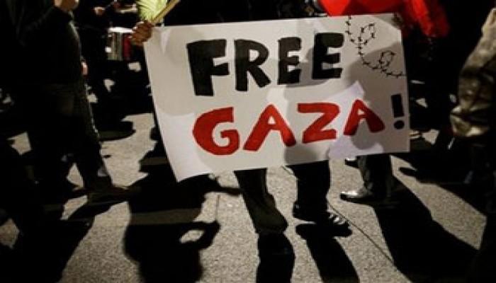 الإعداد لأسطول بحري جديد إلى قطاع غزة