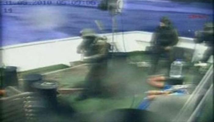 هيئة علماء العراق: العدوان الصهيوني على أسطول الحرية وحشية