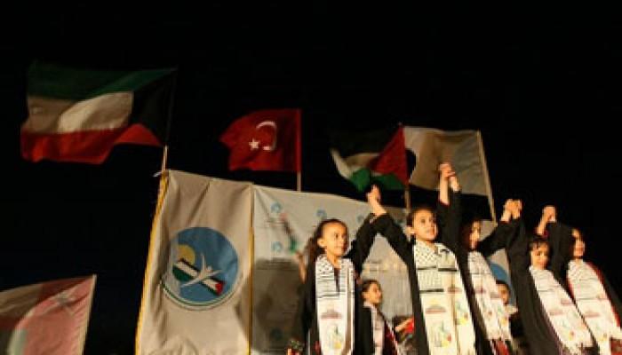 """تضامن إلكتروني واسع مع """"أسطول الحرية"""" لغزة"""