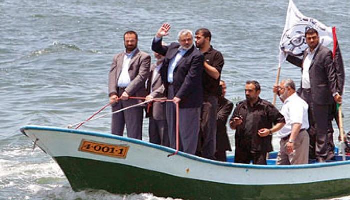 """حماس: مهاجمة """"أسطول الحرية"""" قرصنة صهيونية"""