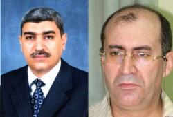 إطلاق سراح حشمت وسليمان ونقلهما إلى المستشفى