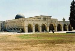 المسجد الأقصى والوحدة الشعورية للأمة