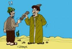 يشيد وينتقد.. منهج الأهرام وفرعون وجحا!