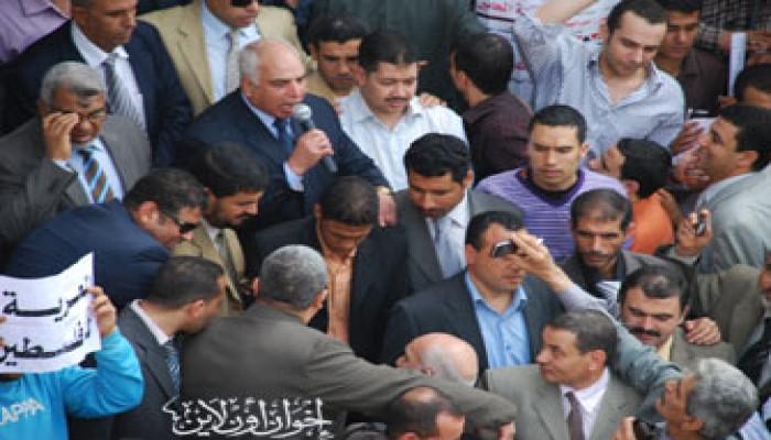 محامو مصر يطالبون بفتح باب الجهاد دفاعًا عن الأقصى