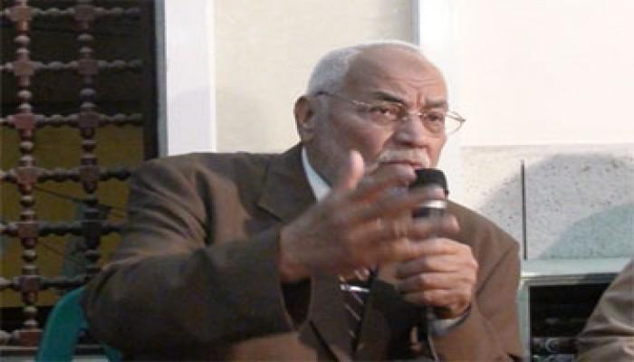 الأستاذ عاكف يحضر عقد زواج كريمة الشامي