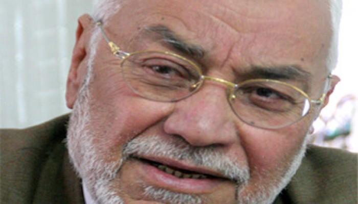 أ. عاكف يحضر عقد قران كريمة د. أحمد عبد الرحمن